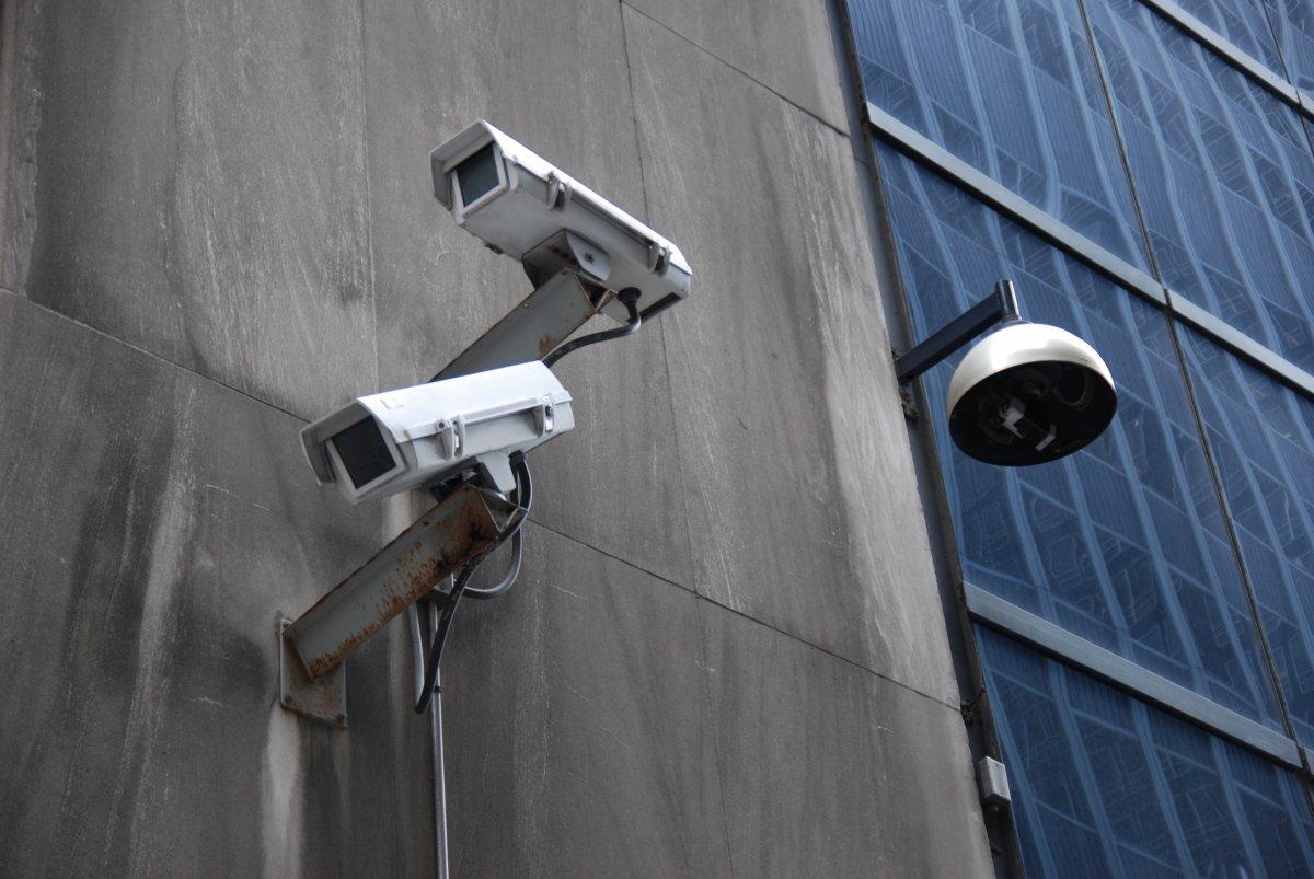 Supraveghere video pt securitate